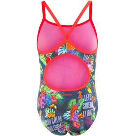 Funkita Diamond Back One Piece Swimsuit Girls Tropic Tag